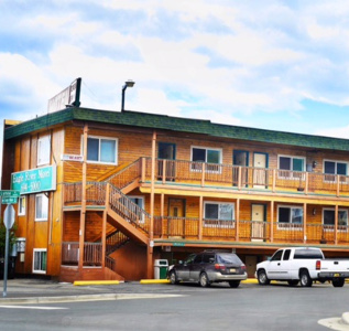 Alaska Motels Lodging Anchorage